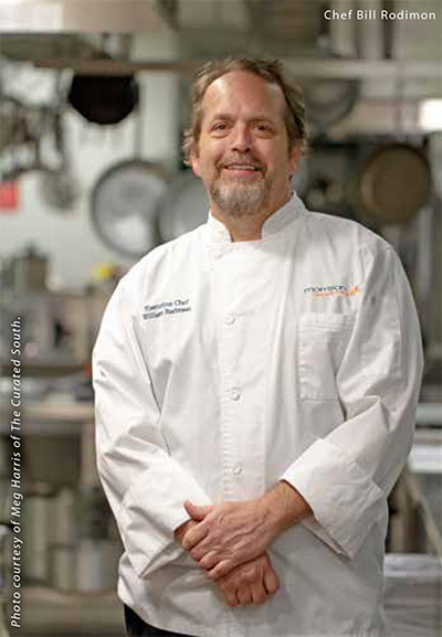 Chef Bill Rodimon article