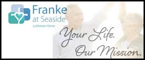Franke at Seaside. Your Life, Our Mission. 300x125