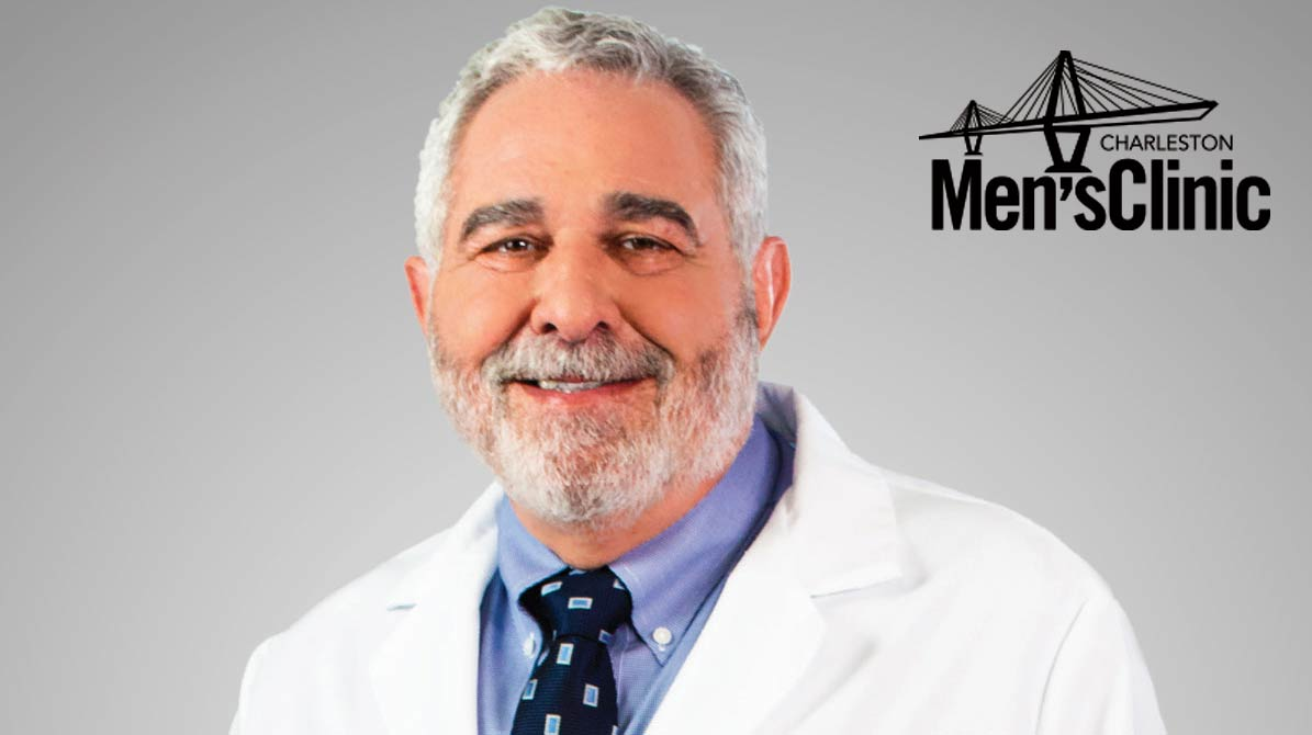 Stuart Markovitz, M.D. of Charleston Men's Clinic