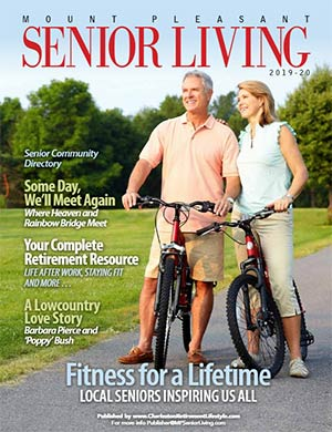 2019 Mount Pleasant Senior Living magazine