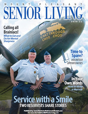 2020 Mount Pleasant Senior Living magazine