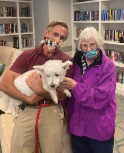 Dr David Steele of Advanced Animal Care in Mount Pleasant, South Carolina.