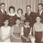 Vincent O'Brien of Isle of Palms poses with his siblings many years ago