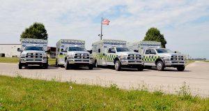Charleston County EMS.
