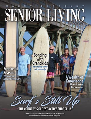 2020 Mount Pleasant Senior Living magazine