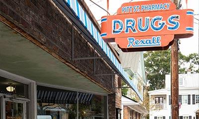 Photo of Pitt Street Pharmacy in Mount Pleasant, SC
